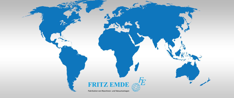 Kontakt - Fritz Emde - Fabrikation für Maschinen und Vakuumanlagen