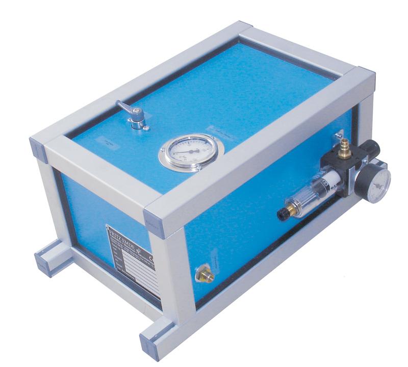CO2-Füllanlage - KUD1 - FRITZ EMDE - Fabrikation von Maschinen und Vakuumanlagen