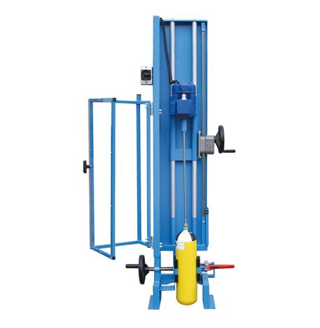 Innenreinigungsanlage - IRM-600-M - FRITZ EMDE - Fabrikation von Maschinen und Vakuumanlagen