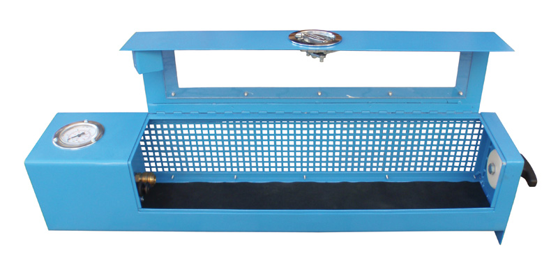 Hose and Safety Valve Testing Machine