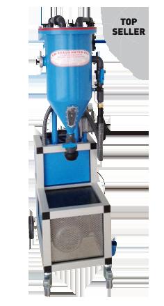 Pulversaugmaschine PFF-SUMATIC V40 - FRITZ EMDE - Fabrikation von Maschinen und Vakuumanlagen