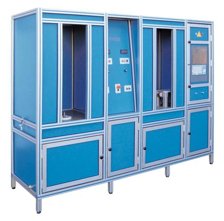 Prueba hindráulica de alta y baja presión - ND1+1 - EMVAK – FRITZ EMDE, S.L. Fabricación · Máquinas · Sistemas de vacío