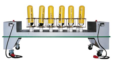 Drying unit - TR-K-12 - FRITZ EMDE - Mechanical and vacuum engineering