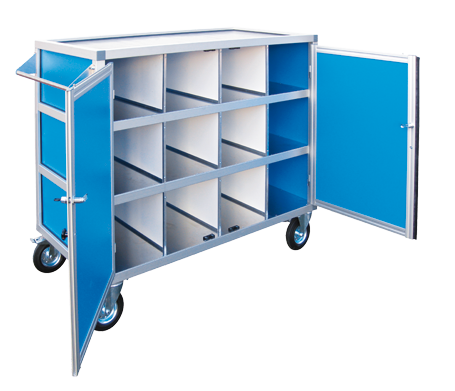 Rollcontainer Atemschutzgerät AG-12 - FRITZ EMDE