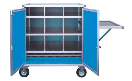 Rollcontainer Atemschutzgerät AG-6-6 - FRITZ EMDE