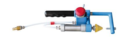 Adapter N2-QUICK - N2-Fülladapter - FRITZ EMDE - Fabrikation von Maschinen und Vakuumanlagen